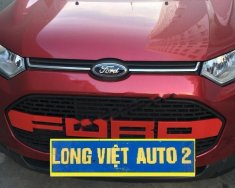Bán Ford EcoSport Titanium 1.5L AT sản xuất năm 2017, màu đỏ giá 619 triệu tại Hà Nội