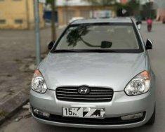 Bán Hyundai Accent năm 2010, màu bạc giá 280 triệu tại Hải Phòng