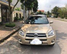 Cần bán Toyota RAV4 model 2010, màu vàng cát, xe đẹp không tì vết giá 750 triệu tại Hà Nội