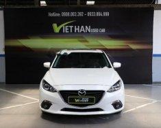 Cần bán Mazda 3 1.5AT 2015, màu trắng, nhập khẩu nguyên chiếc giá 618 triệu tại Tp.HCM