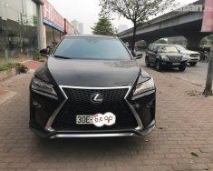 Bán Lexus RX350 đời 2017, màu đen, nhập khẩu, như mới giá 4 tỷ 280 tr tại Hà Nội
