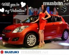 Bán xe Suzuki Swift đời 2018, màu đỏ, xe nhập giá 569 triệu tại Thanh Hóa