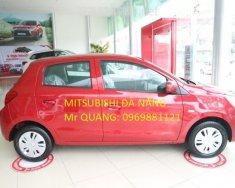 Cần bán Mitsubishi Mirage đời 2017, màu đỏ, nhập khẩu giá 370 triệu tại Đà Nẵng