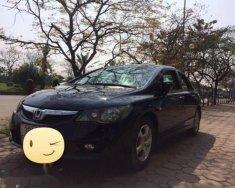 Bán Honda Civic sản xuất 2016, màu đen giá 460 triệu tại Hà Nội