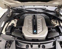 Cần bán xe BMW 7 Series 760Li sản xuất 2012, màu trắng, nhập khẩu giá 2 tỷ 400 tr tại Ninh Bình