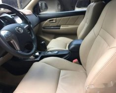 Bán xe Toyota Fortuner đời 2014, màu bạc giá 780 triệu tại Tp.HCM