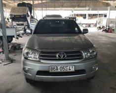 Bán xe Toyota Fortuner năm sản xuất 2010, màu bạc giá 610 triệu tại Bình Thuận