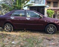 Cần bán lại xe Toyota Corolla altis sản xuất 2001, màu đỏ xe gia đình giá 275 triệu tại Tiền Giang