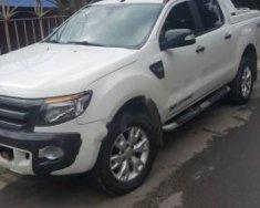 Cần bán Ford Ranger Wildtrak 3.2L 4x4 AT đời 2015, màu trắng, xe nhập giá 716 triệu tại Lạng Sơn
