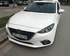Cần bán gấp Mazda 3 sản xuất năm 2016, màu trắng chính chủ, 645tr giá 645 triệu tại Hà Nội