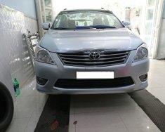 Cần bán Toyota Innova G đời 2012, màu bạc, xe gia đình, 510 triệu giá 510 triệu tại Tp.HCM