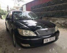 Bán ô tô Toyota Camry sản xuất 2004, màu đen, 340tr giá 340 triệu tại Hà Nội