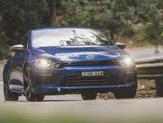Bán xe Volkswagen Scirocco 2.0L TSI R đời 2017, màu xanh lam, xe nhập giá 1 tỷ 669 tr tại Tp.HCM