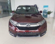 Honda CR V L năm 2018, màu đỏ, nhập khẩu nguyên chiếc 0966108885 Honda ô tô Bắc Ninh giá 1 tỷ 68 tr tại Bắc Ninh