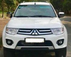 Chính chủ bán xe Mitsubishi Pajero Sport Sport 2.5 MT năm 2012, màu trắng giá 635 triệu tại Quảng Nam