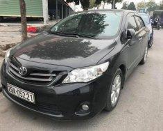 Bán ô tô Toyota Corolla altis 1.8G MT 2010, màu đen số sàn giá 448 triệu tại Hà Nội