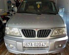 Cần bán lại xe Mitsubishi Jolie SS năm 2003, màu bạc còn mới, giá chỉ 156 triệu giá 156 triệu tại An Giang