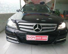 Bán Mercedes Benz C200 2012, màu đen, nhập khẩu giá 735 triệu tại Hà Nội