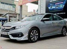 Honda Civic 1.8 AT 2018, màu bạc, nhập khẩu 0955108885 Honda Ôtô Bắc Ninh giá 758 triệu tại Bắc Ninh