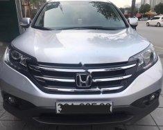 Bán Honda CR V sản xuất năm 2013, màu bạc giá 810 triệu tại Hà Nội