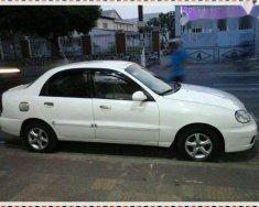 Bán Daewoo Lanos năm sản xuất 2002, màu trắng, giá tốt giá 95 triệu tại Bạc Liêu