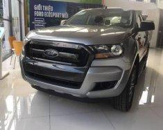Bán xe Ford Ranger sản xuất năm 2017, màu xám giá 714 triệu tại Tp.HCM