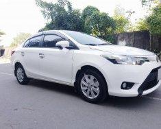 Bán Toyota Vios E đời 2017, màu trắng số tự động, giá tốt giá 535 triệu tại Tp.HCM