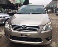 Cần bán gấp Toyota Innova 2.0E đời 2012, giá 535tr giá 535 triệu tại Hà Nội