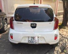 Bán xe Kia Morning đời 2012, màu trắng, nhập khẩu giá 245 triệu tại Hà Nội