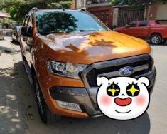 Cần bán gấp Ford Ranger Wildtrack 3.2L 4x4 A năm 2015, nhập khẩu giá cạnh tranh giá 760 triệu tại Tp.HCM
