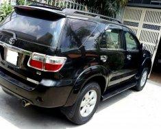 Cần bán Toyota Fortuner AT 2010, màu đen, 2 cầu giá 588 triệu tại Tp.HCM