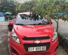Bán Chevrolet Spark LS 1.0 MT năm sản xuất 2016, màu đỏ giá 252 triệu tại Tp.HCM