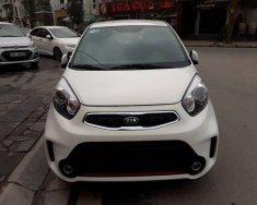 Cần bán Kia Morning Si 1.25AT đời 2016, màu trắng và đỏ giá 375 triệu tại Hà Nội