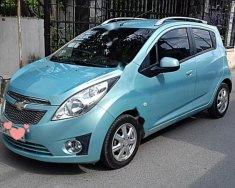 Bán xe Chevrolet Spark LT đời 2011, màu xanh lam giá 217 triệu tại Đồng Nai