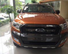 Cần bán Ford Ranger Wildtrak 3.2L 4x4 AT sản xuất năm 2017, nhập khẩu nguyên chiếc giá 902 triệu tại Hà Nội
