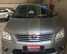 Bán xe Toyota Innova E năm sản xuất 2012, màu bạc Toyota Đông Sài Gòn - CN Nguyễn Văn Lượng giá 570 triệu tại Tp.HCM