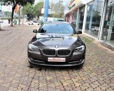 Cần bán BMW 5 Series 523i sản xuất năm 2011, màu nâu, xe nhập giá 1 tỷ 35 tr tại Hà Nội