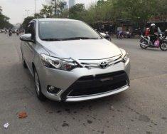 Bán xe Toyota Vios G đời 2016, màu bạc chính chủ giá 545 triệu tại Hà Nội