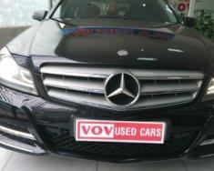 Cần bán xe Mercedes AT đời 2012, màu đen như mới giá 735 triệu tại Hà Nội