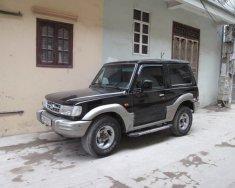 Bán Hyundai Galloper đời 2000, màu đen, nhập khẩu, giá 100tr giá 100 triệu tại Hà Nội