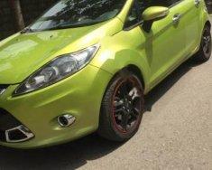 Cần bán gấp Ford Fiesta S 1.6 AT đời 2012, màu xanh lam   giá 368 triệu tại Đồng Nai