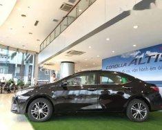 Bán Toyota Corolla altis 1.8G năm sản xuất 2017, màu đen, giá tốt giá 735 triệu tại Hà Nội