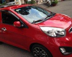 Cần bán xe Kia Morning 1.25 AT đời 2014, màu đỏ số tự động, 335tr giá 335 triệu tại Hà Nội