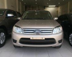 Cần bán xe Ford Escape XLS AT đời 2013, màu vàng, giá chỉ 410 triệu giá 410 triệu tại Khánh Hòa
