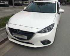 Cần bán xe Mazda 3 1.5AT Hatchback đời 2016, màu trắng giá 645 triệu tại Hà Nội