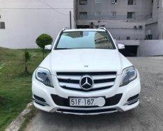 Bán Mercedes-Benz GLK 250 ĐKLĐ 04/ 2015, màu trắng, xe 1 chủ trùm mền giá 1 tỷ 300 tr tại Tp.HCM