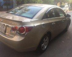 Bán Chevrolet Cruze đời 2011, màu vàng xe gia đình, 345 triệu giá 345 triệu tại Đồng Nai