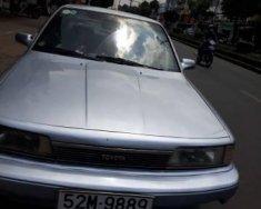 Bán Toyota Camry đời 1989, màu bạc, giá 115tr giá 115 triệu tại Tp.HCM