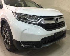 Honda CR V 1.5L 2018 màu trắng, nhập khẩu Thái Lan giá 1 tỷ 68 tr tại Tiền Giang
