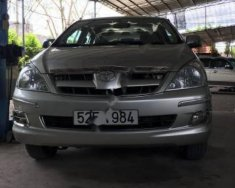 Bán xe Toyota Innova G sản xuất năm 2007, màu bạc giá 378 triệu tại Tp.HCM